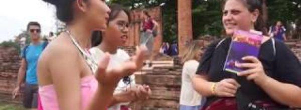 แก๊กๆๆ Hamster gang at Ayutthaya