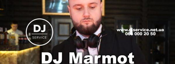 Киев DJ Marmot свадьба wedding